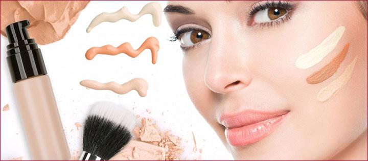 como escolher base para seu tipo de pele