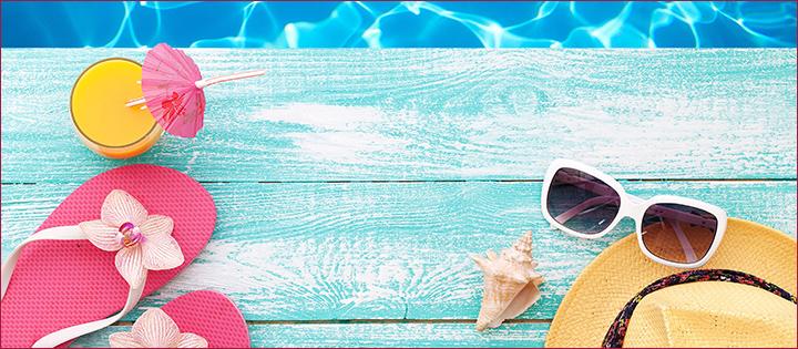 mala praia verão como fazer