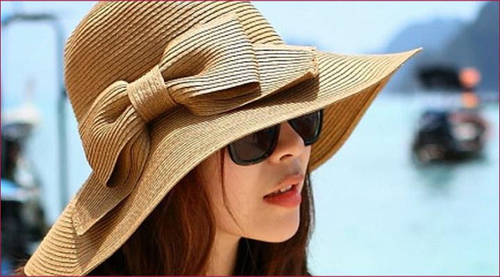 óculos de sol chapéu praia verão o que levar na mala