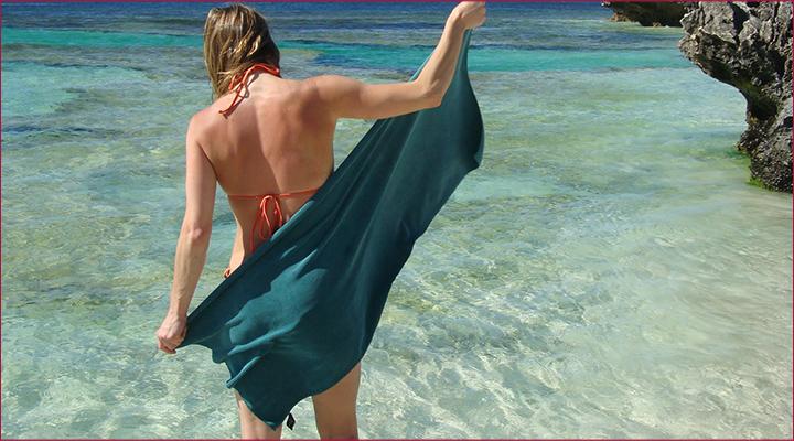 toalha viagem férias mala moda estilo