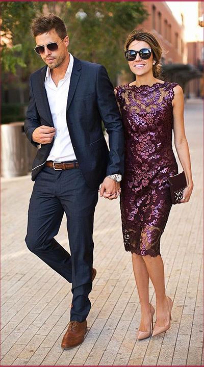dica de looks para casamento