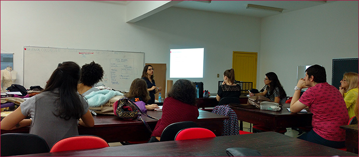 Workshop Biótipos na UDESC